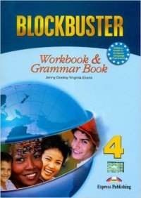 Blockbuster 4: Workbook & Grammar Book