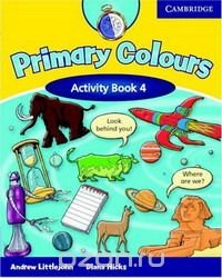 Primary Colours Level 4 Activity Book: Level 4 (Primary Colours): Level 4 (Primary Colours)