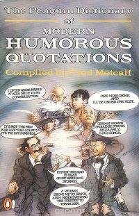 The Penguin Dictionary of modern humorous quotations/Cловарь современных юмористических цитат
