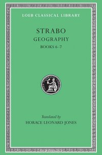 Geography – Books 6 & 7 L182 V 3 (Trans. Jones) (Greek)