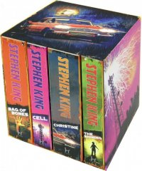 Stephen King Classic Collection (4-book set)