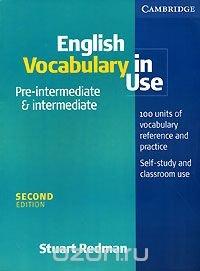 English Vocabulary in Use: Pre-Intermediate & Intermediate