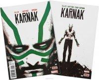 Karnak (комплект из 2 книг)