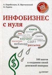 Инфобизнес с нуля. 100 шагов к созданию своей денежной империи