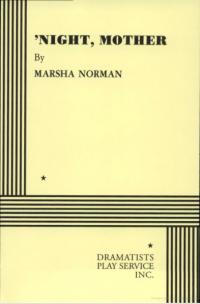 Спокойной ночи, мама, Марша Норман