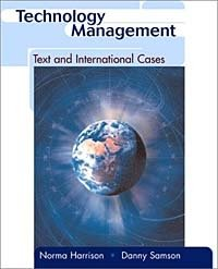 Technology Management:Text and International Cases