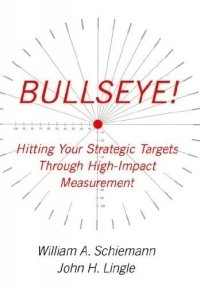 Bullseye! : Hitting Your Strategic Targets Through High-Impact Measurement