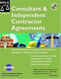 Consultant & Independent Contractor Agreements (CONSULTANT & INDEPENDENT CONTRACTOR AGREEMENTS)