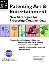 Patenting Art & Entertainment
