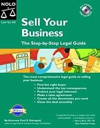 Sell Your Business: The Step by Step Legal Guide