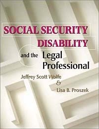 Social Security Disability and the Legal Professional (West Legal Studies (Paperback))