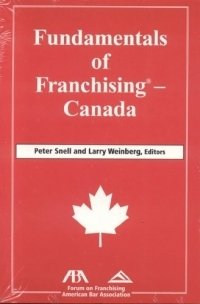 Fundamentals of Franchising--Canada