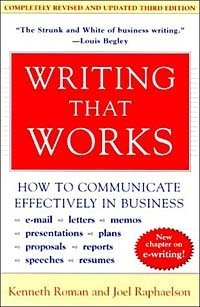 Writing That Works - Third Edition
