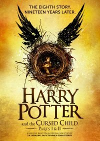 Harry Potter and the Cursed Child: Parts 1 & 2: The Official Script Book of the Original West End Production / Гарри Поттер и проклятое дитя