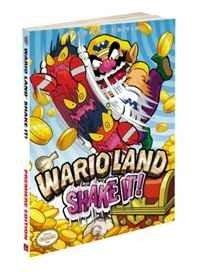 Wario Land Shake It!: Prima Official Game Guide (Prima Official Game Guides)