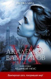 Академия вампиров. Книга 2. Ледяной укус, Райчел Мид
