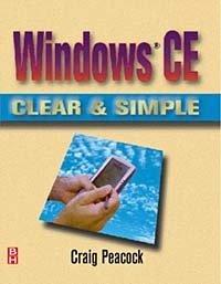 Windows CE Clear & Simple