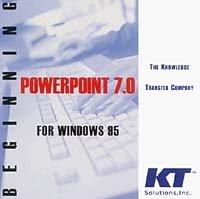 Beginning PowerPoint 7.0 for Windows 95 (Microsoft PowerPoint 7.0)