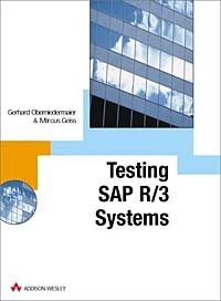 Testing SAP(R) R/3(R) Systems: Using the Computer Aided Test Tool