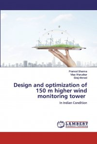 Design and optimization of 150 m higher wind monitoring tower