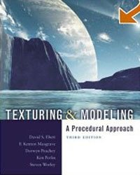 Texturing & Modeling: A Procedural Approach, Third Edition