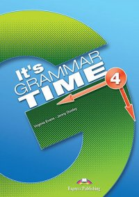 It's Grammar Time 4 Student's Book (with Digibook App)