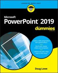 PowerPoint 2019 For Dummies, Doug  Lowe