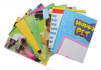Happy Hearts 1 (комплект из 8 плакатов)