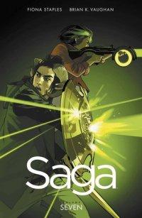 Saga, Vol. 7, Brian K. Vaughan