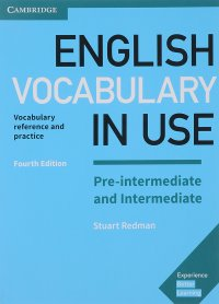 English Vocabulary in Use. Pre-intermediate and Intermediate: Book with Answers