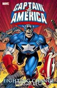Captain America: Fighting Chance - Acceptance TPB