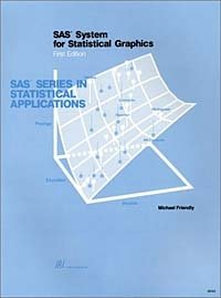 SAS System for Statistical Graphics, First Edition