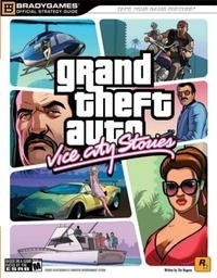 Grand Theft Auto: Vice City Stories (PS2) Official Strategy Guide (Official Strategy Guides (Bradygames))