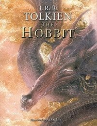 The Hobbit - illustrated hardback