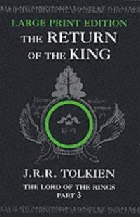 The Lord of the Rings: Return of the King Pt. 3, J. R. R. Tolkien