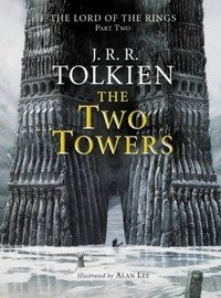 The Two Towers - hardback