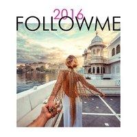 Календарь 2016 (на скрепке). Follow Me