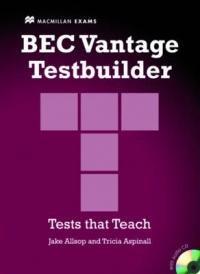 BEC Vantage Testbuilder (+ CD-ROM)