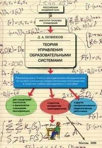 Теория управления образовательными системами