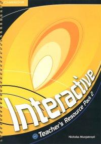 Interactive: Level 2: Teacher's Resource Pack