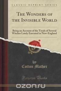 the wonders of the invisible world text analysis