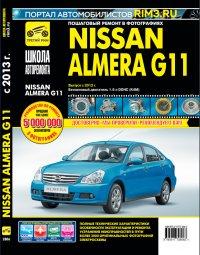 Nissan Almera G11