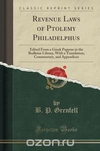 Revenue Laws of Ptolemy Philadelphus