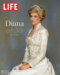 Diana at 50, LIFE Books