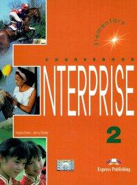 Enterprise 2. Student's Book. Elementary. Учебник