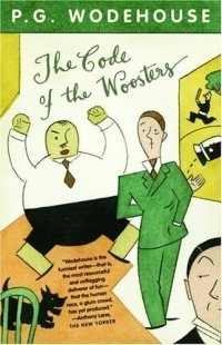The Code of the Woosters (Vintage)