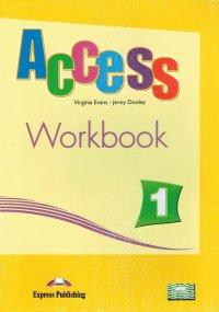 Access 1. Workbook (with digibook app). Рабочая тетрадь  (с ссылкой на электронное приложение)