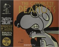 The Complete Peanuts: 1969 to 1970