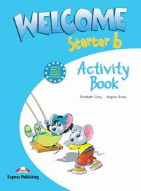 Welcome Starter b: Activity Book