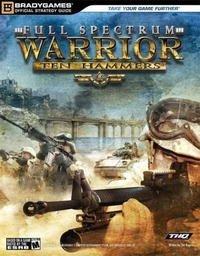 Full Spectrum Warrior(tm): Ten Hammers Official Strategy Guide (Official Strategy Guides S.)